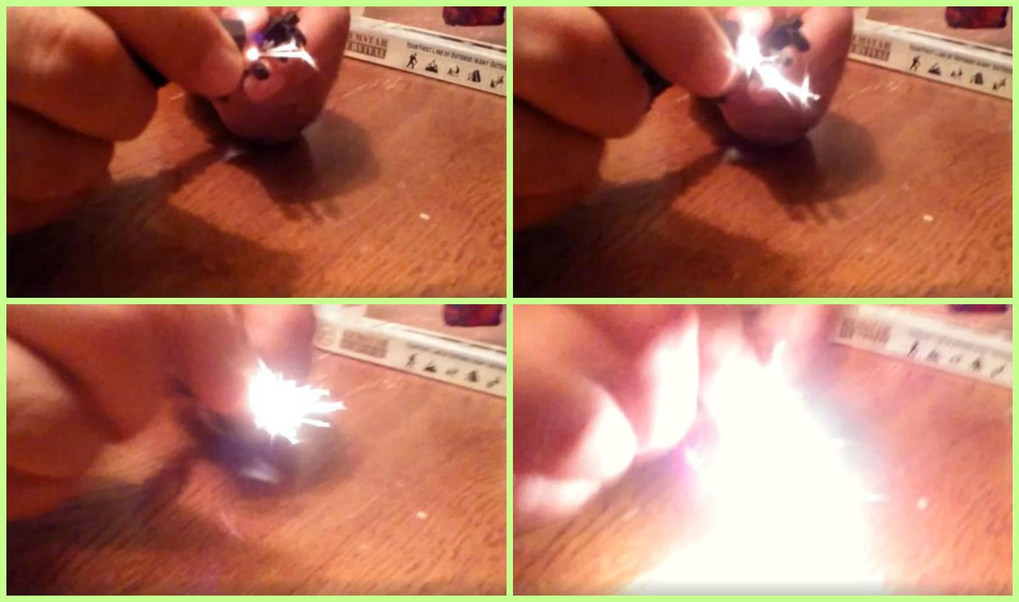 0 Spark Fire